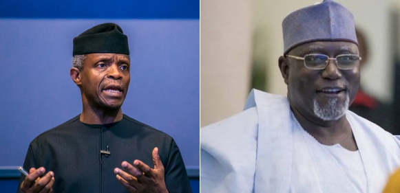Buhari, Cabals unhappy with Osinbajo over sack of Daura