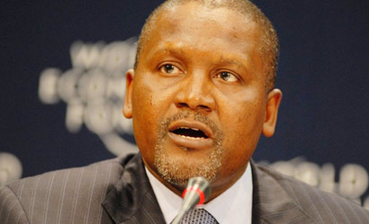Dangote, Africa's richest man, needs a wife but…