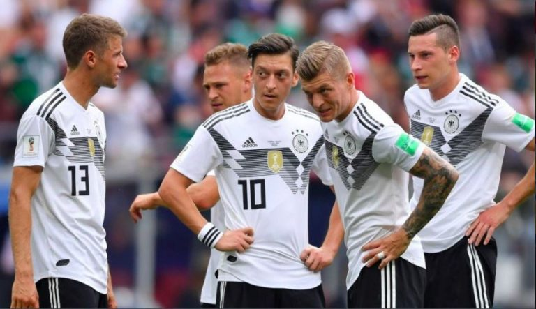 World Cup: Defending champion Germany crash out after defeat by S.Korea