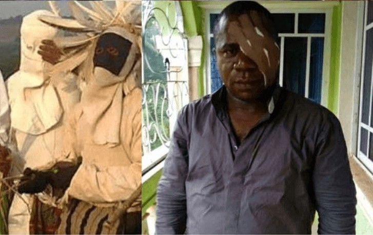 Masquerades beat, injure two Catholic priests in Enugu