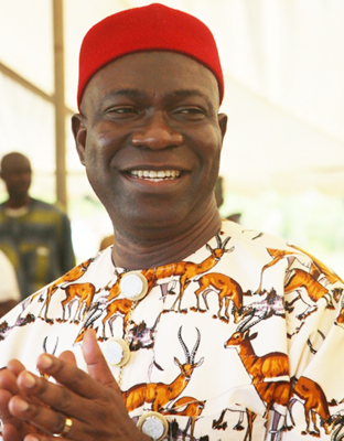 PDP, Fastest growing party in Africa -- EKWEREMADU
