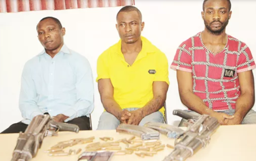 How Air Force personnel, others robbed Magu's farm house –Police