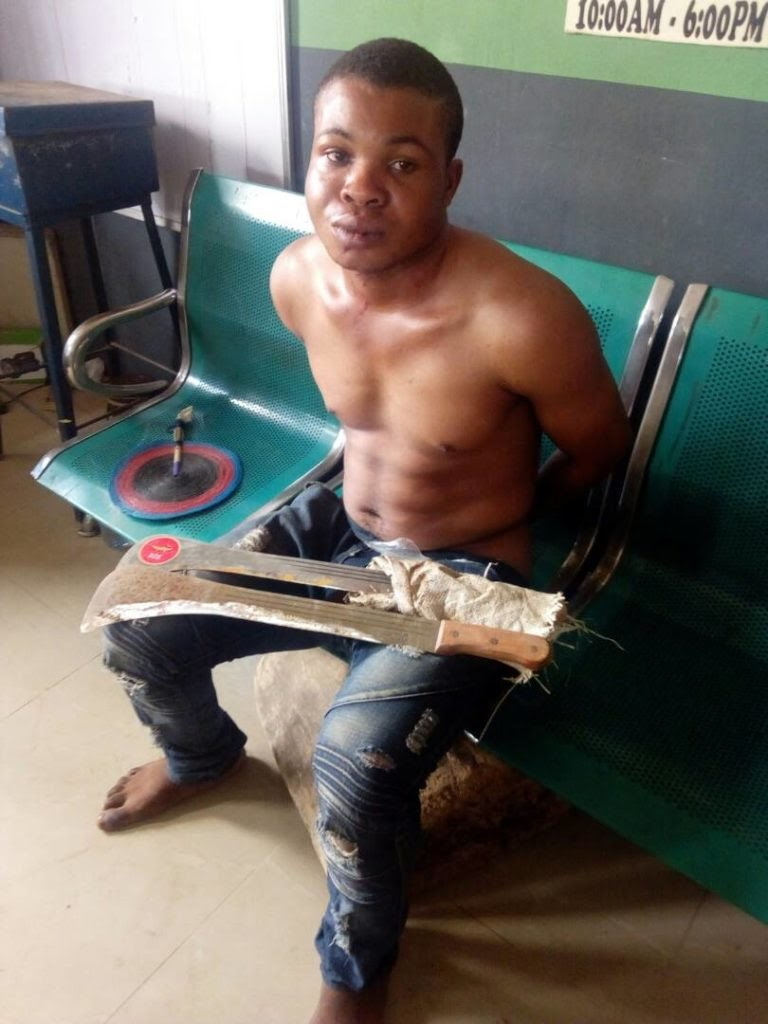 Why I killed my master and his wife – Suspect