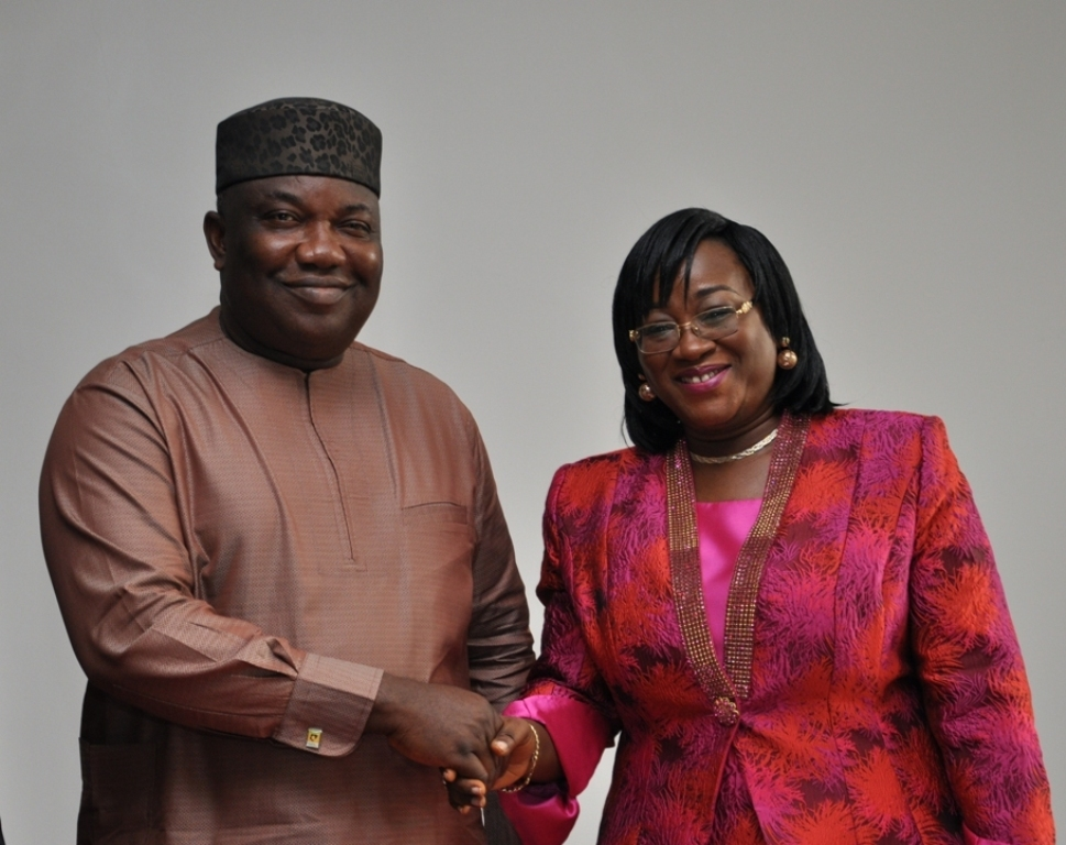 Gov. Ugwuanyi appoints Mrs. Ifeoma Nwobodo as chairman of IMT Governing Council