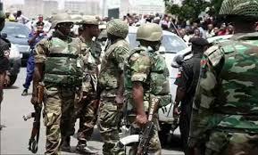Boko Haram: Angry soldiers ground Borno Airport, threaten to shoot superiors over redeployment
