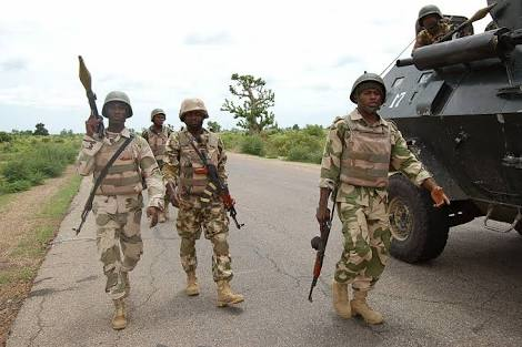 Army rescues 149 women, children from Boko Haram