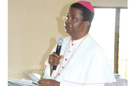 Worker's Day: Bishop Ezeokafor canvasses living wage for Nigerian workers
