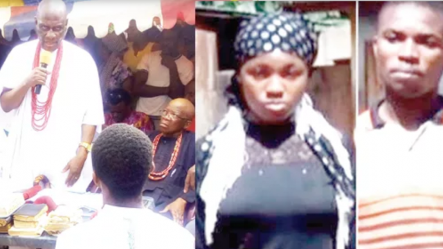 INCEST: Catholic priest cleanses community with 7 virgins as teacher who married own sister apologises